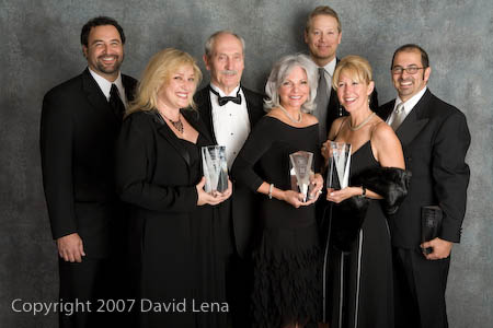 2007 IIDA Calibre Award Winners